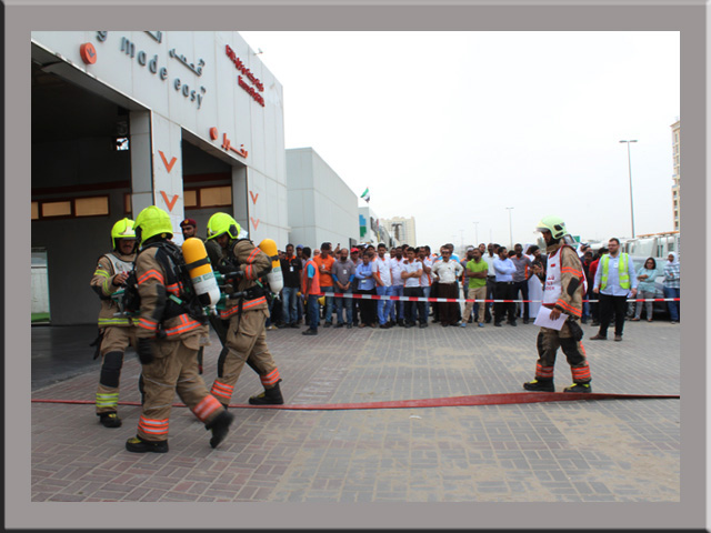 Emergency Evacuation Drill training for Quick Registration