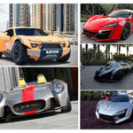 Supercars you didn't know are made in UAE