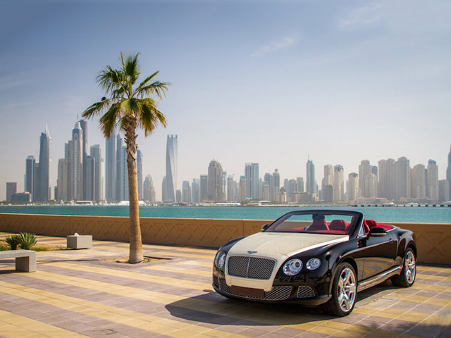 Dubai Vehicle Number Plates To Be Replaced By Newly Designed